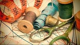 Modista: confección y reparaciones