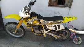 Vendo Dr 350 mod 92 motor 0 km 130.000$ permuto por grf