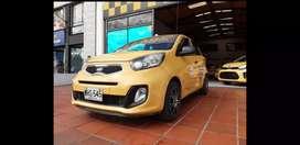 Taxi Kia picanto 2015 gas gasolina