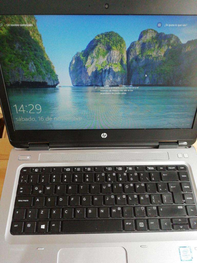 Notebook Hp 640 G2 I5  8ddr4 60 Gb Ssd 0