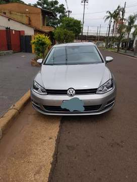 Volkswagen Golf 1.4 turbo modelo 2015