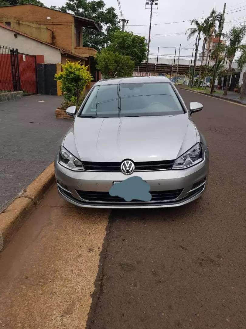 Volkswagen Golf 1.4 turbo modelo 2015
