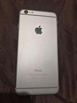 Vendo iphone 6 plus, negociable !!