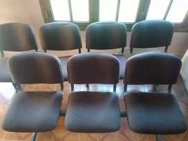 Vendo sillas tandem