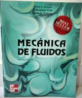 Mecánica De Fluidos - 9 Edición - Victor - Benjamin - Keith