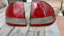 Faros traseros Chevrolet Corsa Classic usados