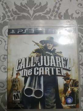 Call of Juárez the cartel PS3