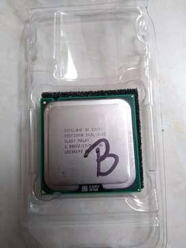 Procesador Celeron Dual Core E 2180 de 2,0 GHZ