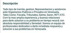 Abogado Venezolano
