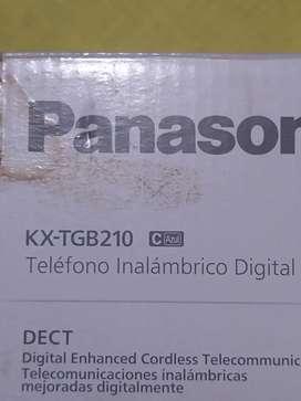 TELÉFONO inalámbrico DIGITAL Panasonic KX-TGB210