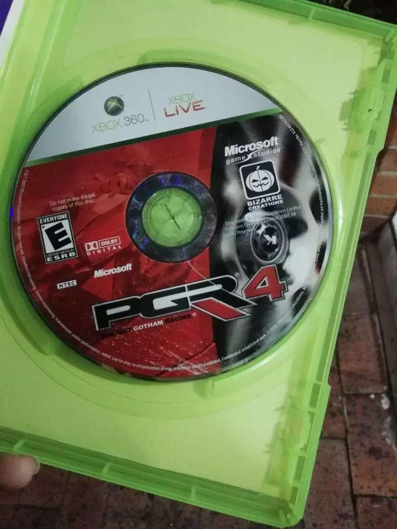 Juego Xbox 360 PGR4