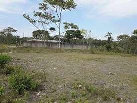 Hermoso terreno rellenado negociable en Puyo