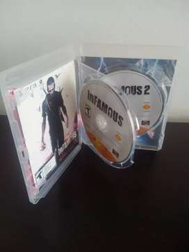 Play station 3 INFAMOUS