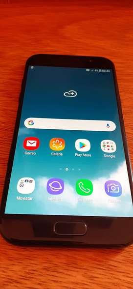 VENTA DE TELEFONO SAMSUNG GALAXY A5 2017
