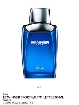 Perfume Winner Sport