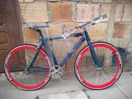 Cicla Fixie En Venta Marco en Aluminio