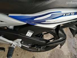 Vendo moto para comprar una bici electrica