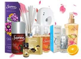 Aceite esencial saphirus