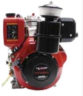 Oferta en Motor Disel 10 HP eje cuña/rosca 3600 RMP