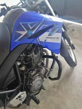 Venta Motocicleta Yamaha XT660R Modelo 2013 Único dueño