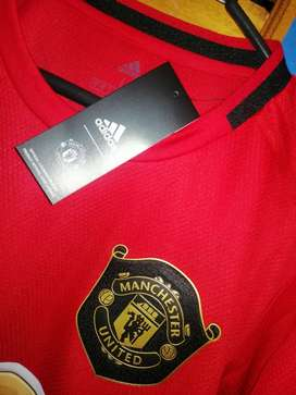 Camiseta Manchester united temporada 2019 original