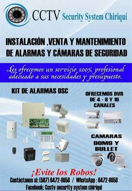 CCTV SECURITY SYSTEM CHIRIQUI