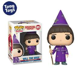 Will the Wise Stranger Things Funko Pop 805