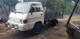 Vendo camionsito Hyundai año 94 diésel