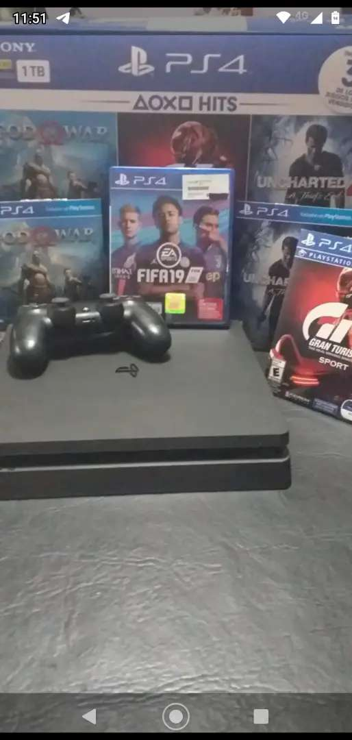 Play station 4 0