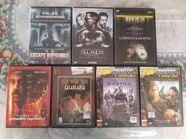 Lote DVD Originales NUEVAS