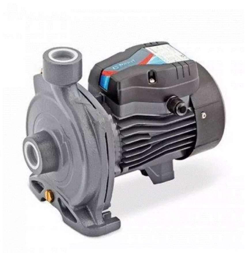 Electrobomba PEARL Centrífuga CEP10F16S, 1.0 HP, 110/250V, 1 Fase y manguera de succión de 6 ml. y canastilla en bronce 0