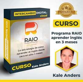 CURSO DE INGLES RAIO - PREMIUM
