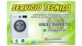 Compra de lavadoras