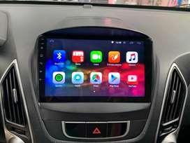 Radio android hyundai tucson ix35