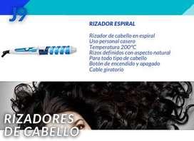 RIZADOR ESPIRAL