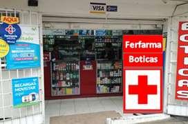 Se necesita Tecnico(a) en farmacia