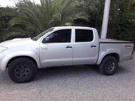 Vendo Toyota Hilux 2011