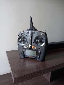 Transmisor Spektrum DX6e