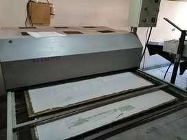 Sublumadora 100x120cm neumática