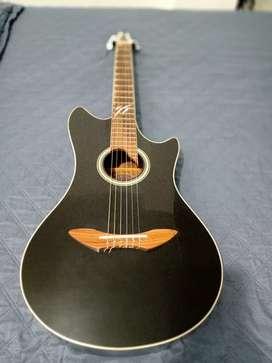 Guitarra acústica cuerdas nylon