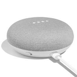 Parlante Google Home mini Español
