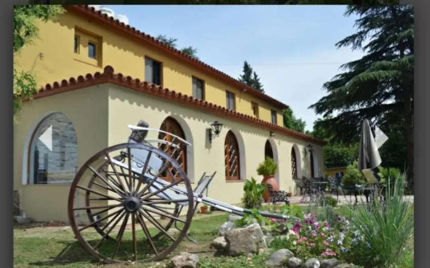 Hotel en Santa Rosa de Calamuchita 0