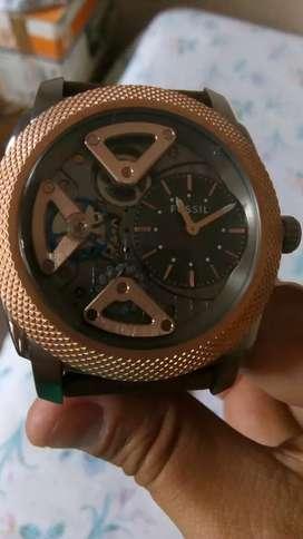 Reloj Fossil original, con certificado de autenticidad