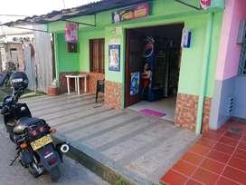 Casa con escritura barrio juampablo ll