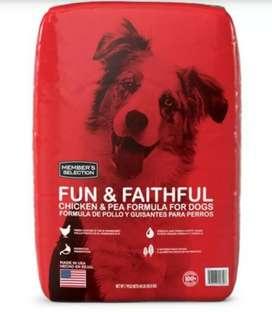 Alimento para perros Menber's Selection 18 kg