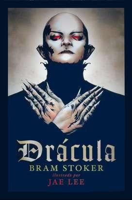 Drácula - BRAM STOKER - Edición Especial Ilustrada - Tapa Dura