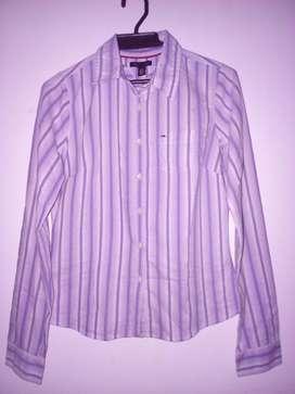 Camisa Tommy Hilfiger Talla M Nuevo