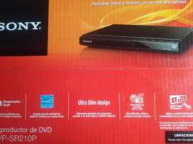 REPRODUCTOR DVD SONY NUEVO