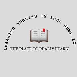 "Taller de ingles basico nivel primaria ""LEARNING ENGLISH IN YOUR HOME"""