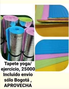 Tapete yoga/ejercicio